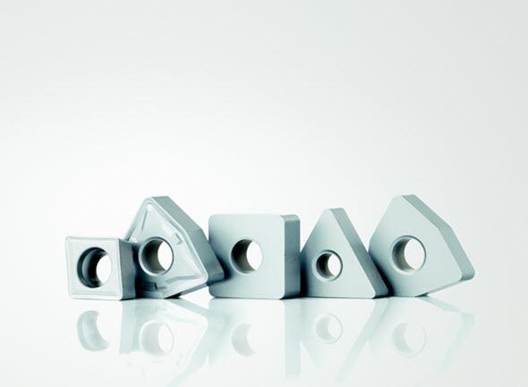 Břitové destičky TK1501 a TK0501 jsou povlakovány moderní technologií Duratomic. Foto: Seco