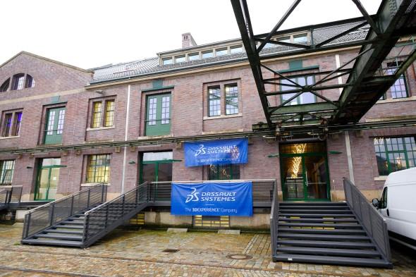 Pro uspořádání letošního středoevropské setkání 3D Experience Forum 2016 zvolila společnost Dassault Systèmes prostory spříjemnou atmosférou v Westhafen Event and Convention Center, přístavu pro nákladní lodě