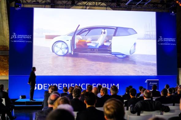 O výhodách platformy 3D Experience hovořil i Ralf Gester, vedoucí oddělení elektromechaniky vkoncernu Volkswagen