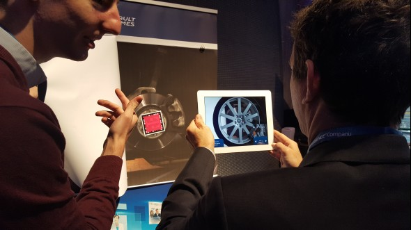 Jaký tvar disku a pneumatiky zvolit pro osobní vozidlo pomůže mj. rozšířená realita