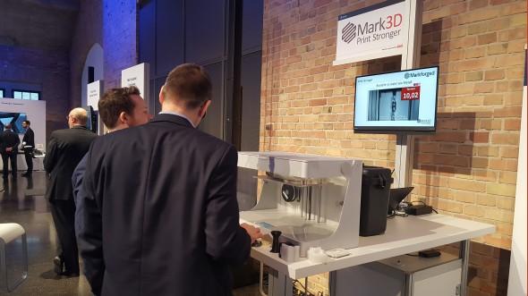 … na 3D tiskárně od Mark3D