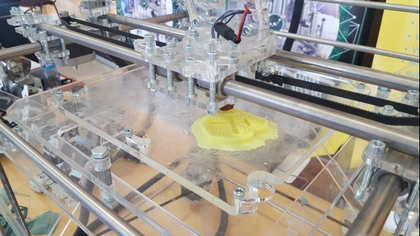 … a 3D tisk