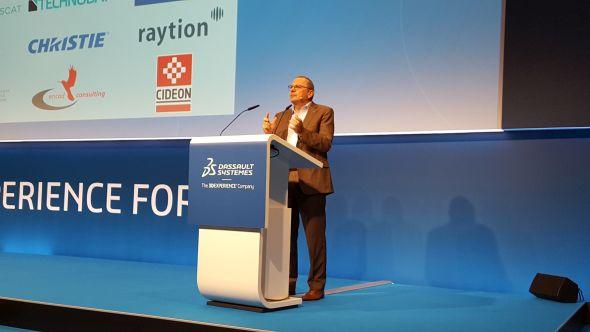 3D Experience Forum 2016 zahájil Adreas Barth