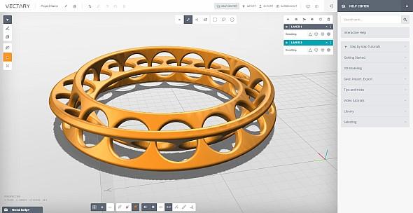 Vyzkoušejte otevřenou beta verzi slovenského 3D modeláře