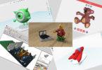 Výčet dostupných 3D CAD modelářů pomůže rozvíjet talent u dětí bez rozdílu věku