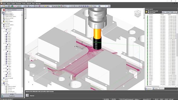 On-line seminář: Jak na CNC programování ve FeatureCAMu