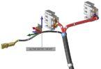 Vřešení Eplan HarnessproD může být intuitivním způsobem navrženo vedení kabelů předem stanovené délky. Obrázek: Eplan Engineering CZ