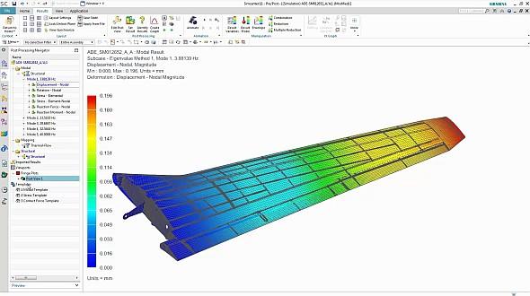 Simcenter pomáhá zpracovávat analýzy, simulace a testování výrobků. Obrázek: Siemens
