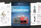 Nová učebnice SolidWorks vcelobarevném provedení sdidaktickým výkladem nahradí již neaktuální a vyprodané druhé revidované vydání zroku 2010
