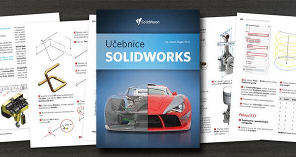 Na zrod učebnice SolidWorks navážou léta studií konstruktérů
