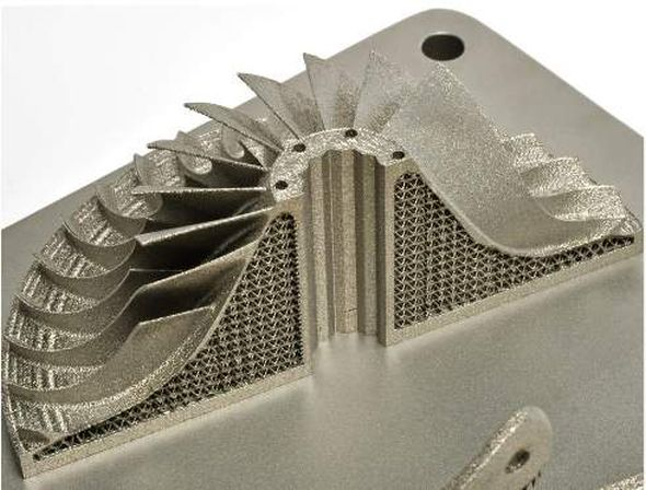 Příhradové (nosníkové) konstrukce zvyšují pevnost dutých prototypů. Současně snižují váhu prototypu, který by byl jinak – při výrobě odléváním – plný
