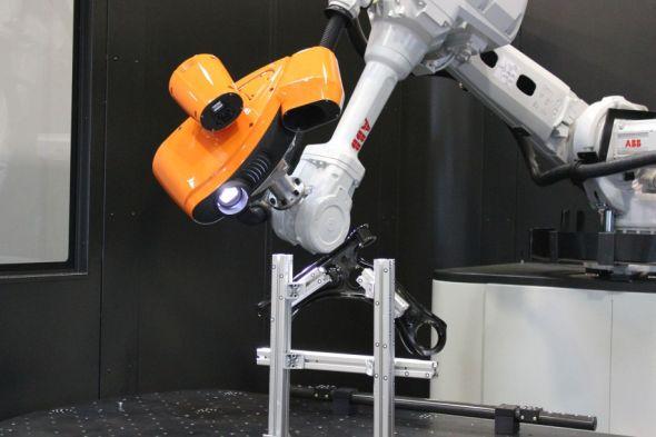 Cílem akvizice firmy NUB3D je vytvořit světové aplikační centrum 3D metrologie. Foto: ABB a NUB3D