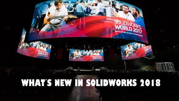 SWW 2017: Skicování v SolidWorksu bude na tabletech Surface hračkou