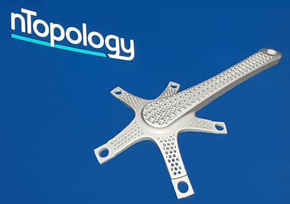 SWW 2017: nTopology zajistí topologickou optimalizaci