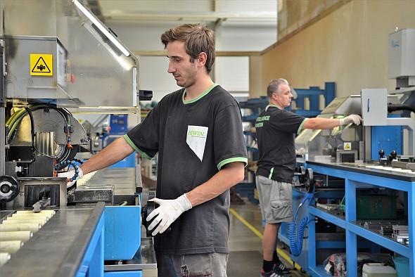 Výrobním portfoliem společnosti Hiwin jsou modulové řezací laserové stroje Feicut vyvinuté ve spolupráci se společností BT Bear Tronic a lineární pohony. Foto: Hiwin