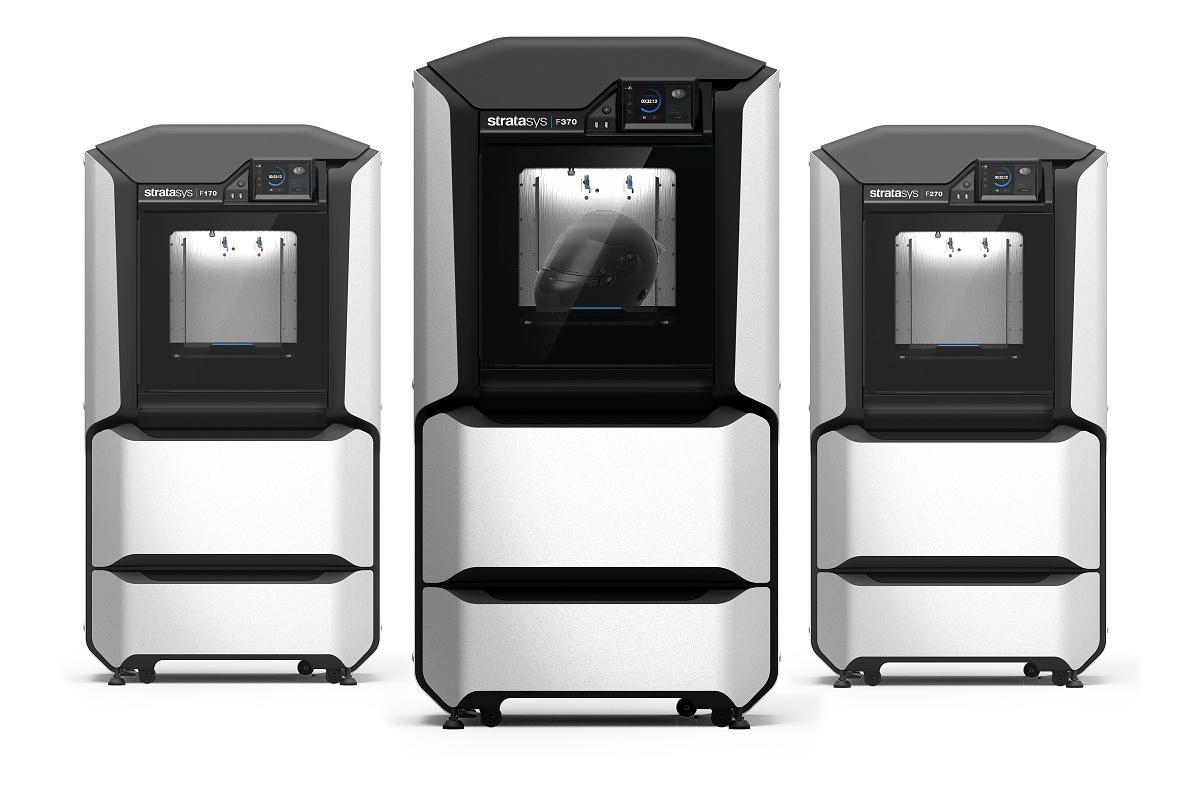 Nové FDM tiskárny Stratasys F123 cílí na prototypování
