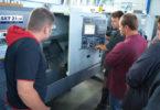 Po NC programátorech je v průmyslu vysoká poptávka. Rozšiřte si povědomí o NC programování, seřizování a obsluhování CNC obráběcích strojů v rámci dvoudenního kurzu. Foto: Technology-support