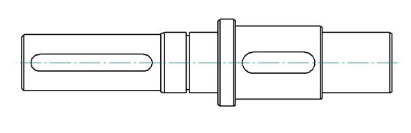 Umístění osy definujte kliknutím na pohled modelu