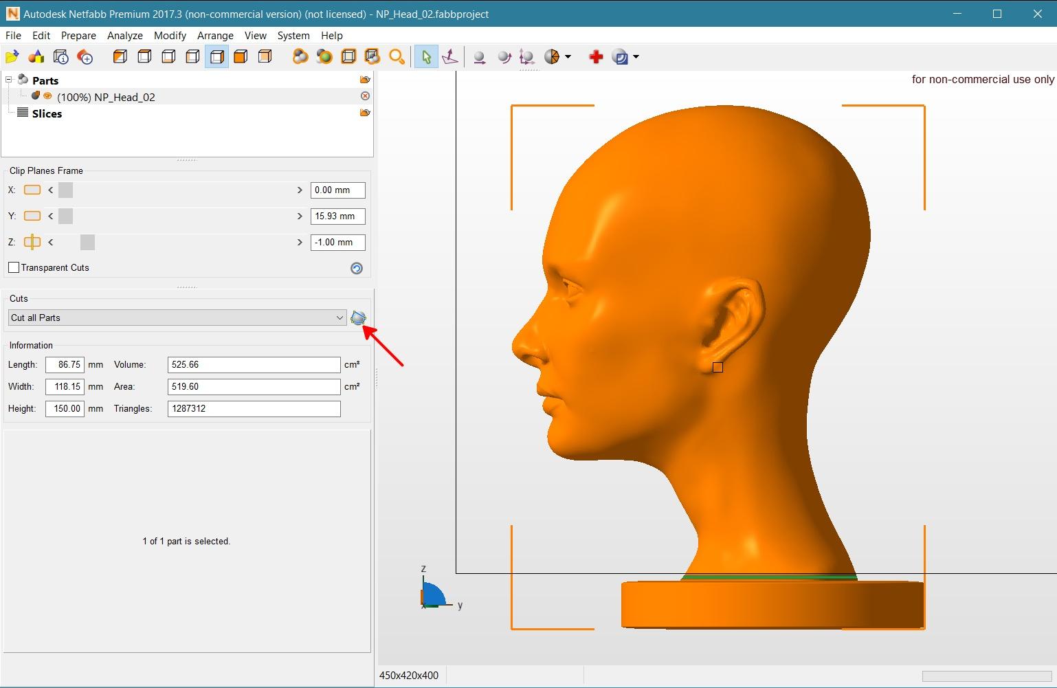 Netfabb: Jak rozdělit model pro 3D tisk na více částí