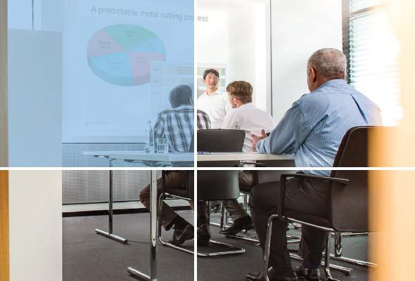 Odborné semináře vycházejí z koncepce výukového programu společnosti STEP. Ten je pro společnost Seco Tool zásadní. Foto: Seco Tools