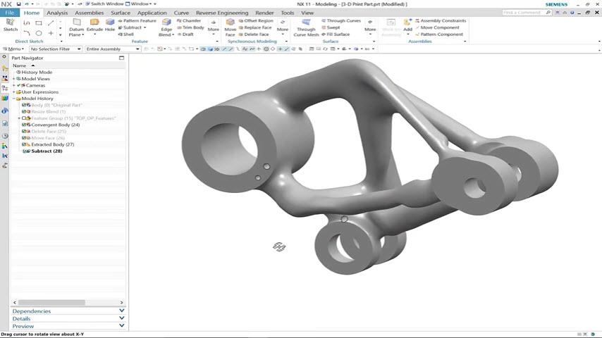 Siemens integruje Materialise Magics 3D Print do řešení NX