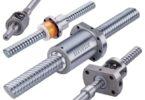Kuličkové šrouby od společnosti Hiwin mají v průmyslové automatizaci široké uplatnění. Foto: Hiwin
