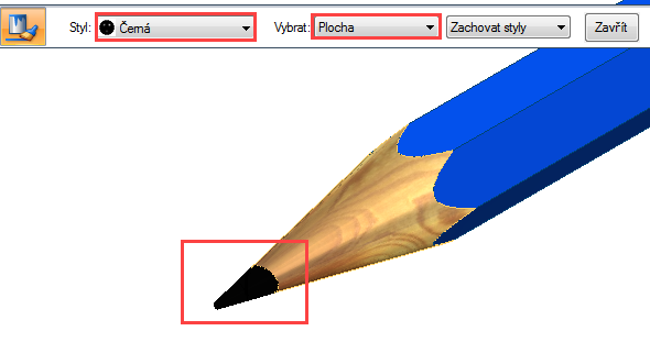 Začínáme se Solid Edge: Jak vymodelovat tužku