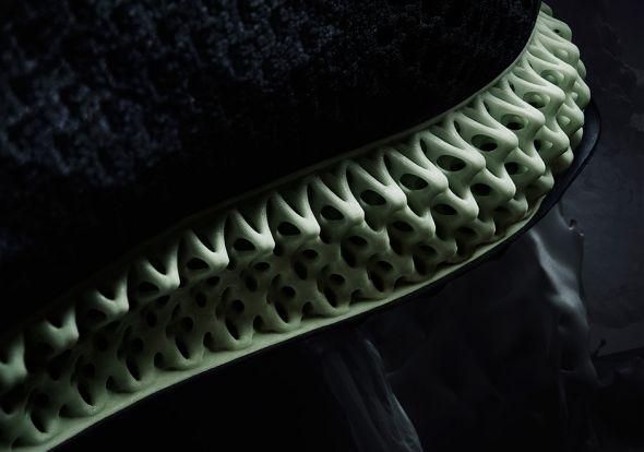 Podrážku boty tvoří minimalistická příhradová konstrukce. Foto: Adidas