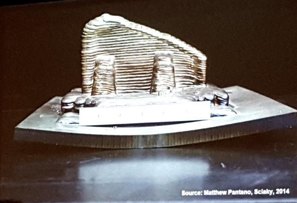 Vřešení Simulia lze předvídat průběh 3D tisku kovových slitin. Foto: Marek Pagáč