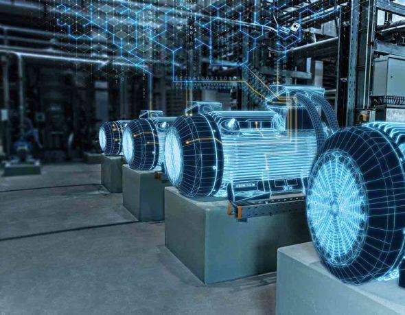 Siemens postavil novou linku na výrobu digitálních motorů