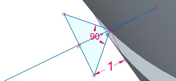Nakreslete trojúhelník