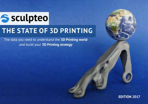 3D tisk je konkurenční výhodou pro 9 z 10 firem