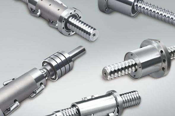 Kuličkové šrouby NSK S-THF pro vysoká zatížení mají více než dvojnásobnou trvanlivost vporovnání s produkty NSK přechozí generace. Foto: NSK