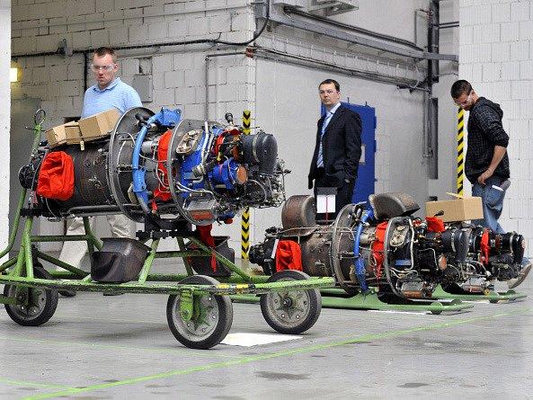 GE Aviation Czech podepsala spolupráci s českou firmou ATG