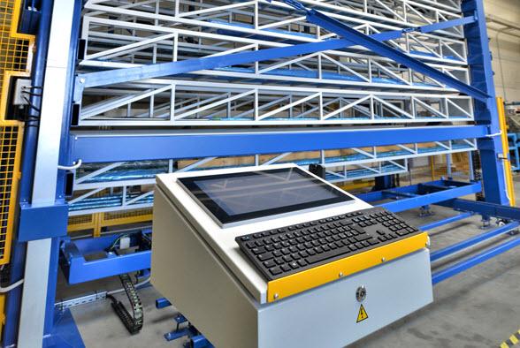 Hiwin rozšiřuje skladové prostory a zrychluje dodávky