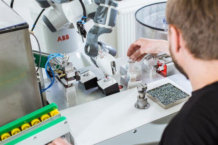 ABB chystá pro MSV 2018 přelomovou prezentaci robotiky