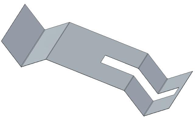 Začínáme se Solid Edge: Úvod do plechových dílů