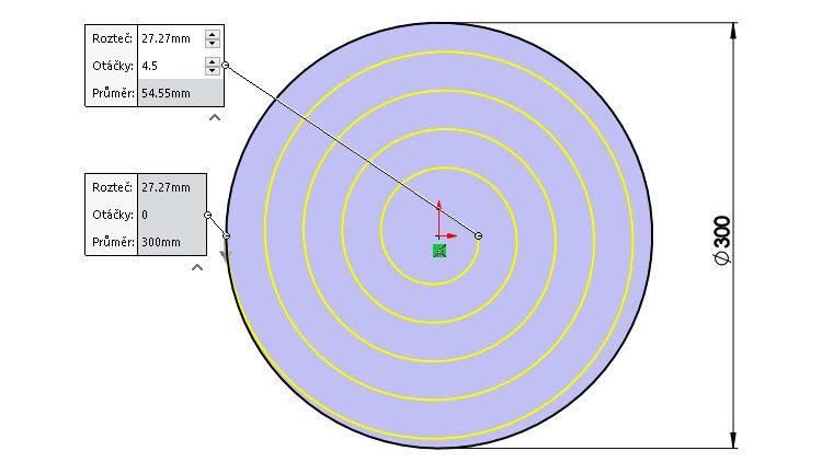 Tipy a návody pro SolidWorks: Jak vymodelovat spirálu