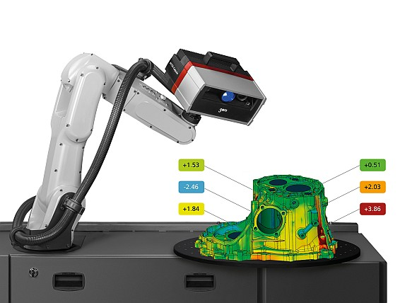 Pozvánka: Mezinárodní semináře 3D metrologie ve slévárenství