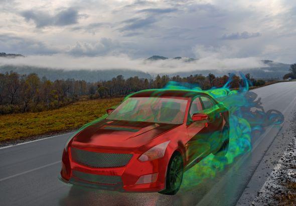 Pozvánka na seminář: CFD simulace v automobilovém průmyslu