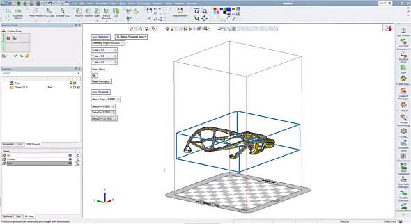 3DExpert usnadní uživatelům přípravu výroby 3D tiskem