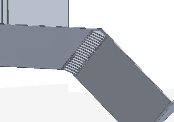 Začínáme se Solid Edge: Základní funkce plechových dílů #2