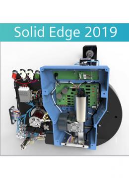 Vyzkoušejte si bezplatnou verzi Solid Edge 2019