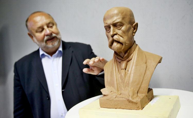 Na brněnském výstavišti bude zase Masaryk. Zrodí se při MSV 2018
