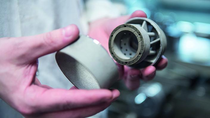 7f80c7278 Siemens při výrobě plynových turbín spoléhá na 3D tisk kovů