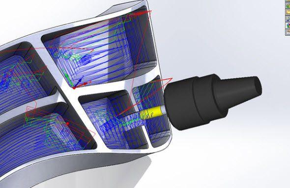 Zajímavý nástroj v SolidCAMu 2018 usnadňuje přípravu CNC obrábění
