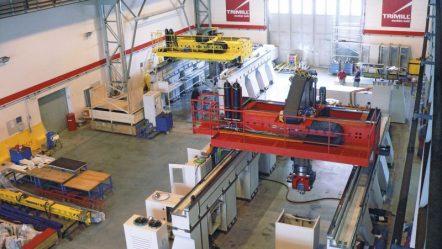 Z Trimillu vyráží prototyp nového stroje