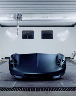 Vize budoucnosti: Výroba dopravních prostředků 3D tiskem a na stisknutí tlačítka