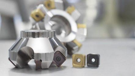Fréza Seco Double Quatromill zvyšuje produktivitu čelního obrábění