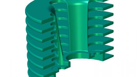 Začínáme se Solid Edge: Modelování hlavy motoru MKII #2